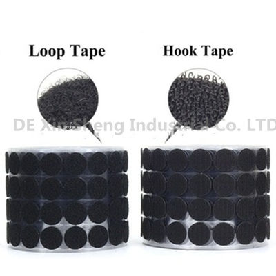 Wide  Hook And Loop Fastening Tape 100% Polyester GRADE C Material