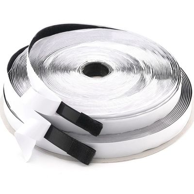 180mm Width REACH 100%Nylon Hook And Loop Magic Tape